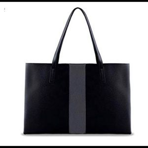 NWOT Vince Camuto vegan leather Luck tote bag